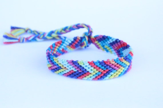 Friendship Bracelet multicolor
