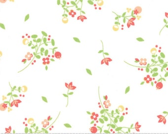 Floral Blossoms Sundrops  from Moda 29011