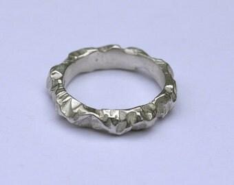 Glacier Ring - Sterling Silver