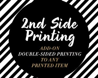 Add-on Double-Sided Printing