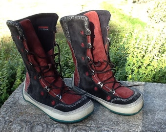 Nordic Style Boots