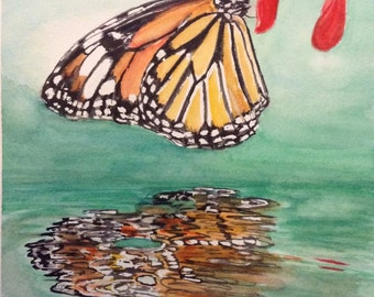Fragile reflection