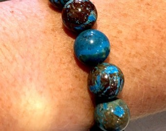 Earth Tones Stretch Bracelet