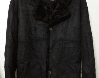 MEGA SALE Vintage Kansai Jeans Parka Kansai Yamamoto Yohji Yamamoto Coats Comme Des Garcons Y's Designer Japanese Bomber Jacket