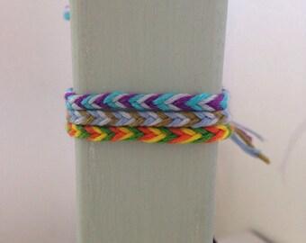 Arrow braid beaclet