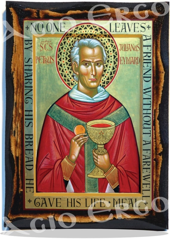 Saint Peter Julian Eymard Movie free download HD 720p