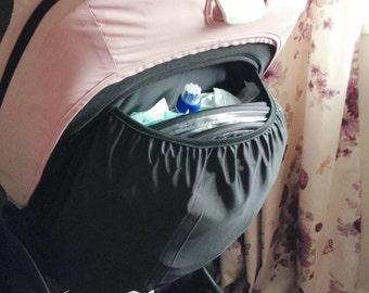 Bugaboo Buffalo Seat Storage / Raincover holder