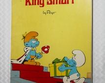 King Smurf - comic book - 1977