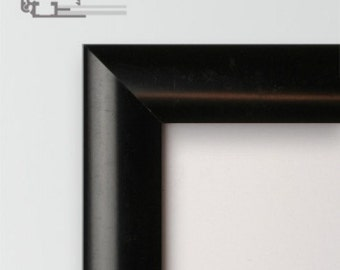 A3 Aluminium Snap Frame - Black