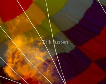 Hot Air Balloons, #1