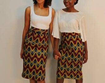 Amihoo pencil skirt