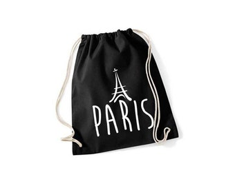 Paris on top - gym bags in 9 colors