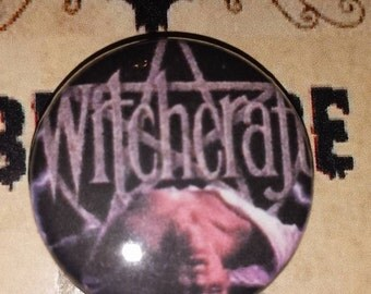 Witch Craft Movie 1 inch pin button