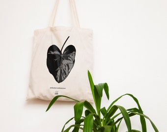 Tote bag - Anthurium andraeanum