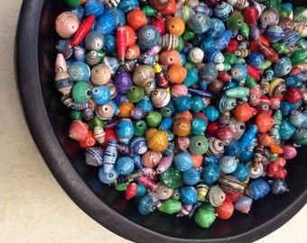 BeadforLife Loose Paper Beads - 3/4 lb bag