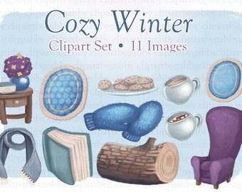 Winter Clipart, Clip art