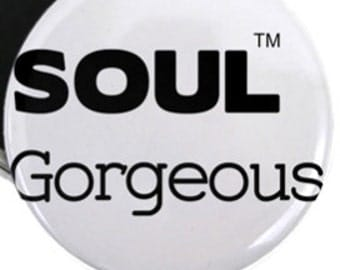 Soul Gorgeous Buttons (pack of 10)