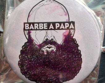 BADGE BEARD'S DAD