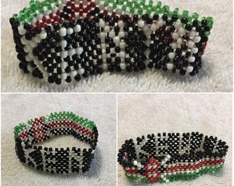Kenyan color beads