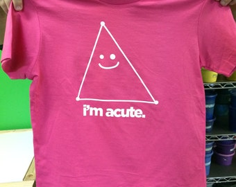 I'm Acute- Youth T-Shirt