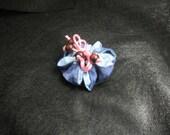 Handsewn Gift Bag Chrysanthemum Pouch