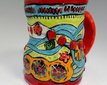 A great day mug