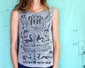Tree of Life Sleeveless Tee