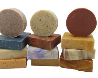 Apothecary Soap Box - Natural Soap - Cold Processed Soap - Handmade Soap - Gift Set - Apothecary Soap - Essential Oils - 12 Bar Set