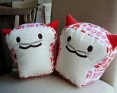 Lil Valentine BreadCat plush by BreadCat - USA