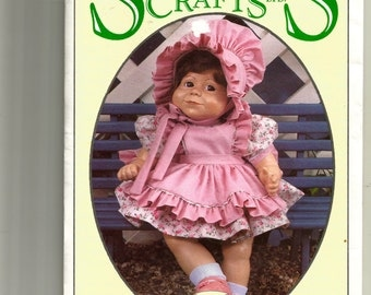 "Syndee's Crafts ""Gabby Ann"" Pattern 24006"