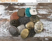 40% FLASH SALE- Belt Buckle Hardware-Belt Supplies-Recycled