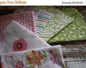 40% OFF FLASH SALE- Fat Quarter Bundle-Slumber Party-Reclaimed Bed Linen fabric
