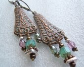 Earrings - Bohemian Styled Dangles