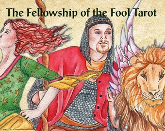 The Fellowship of the Fool Tarot deck
