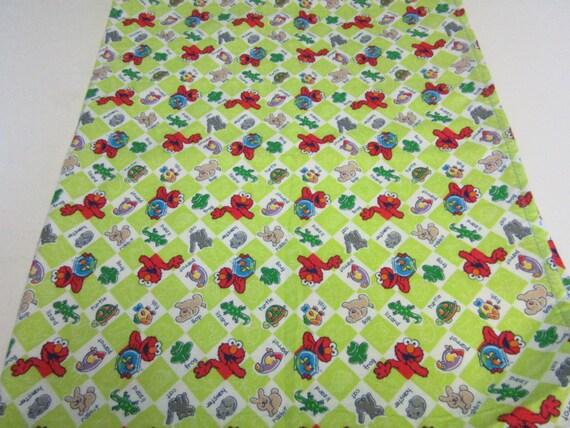 40 X 48 Flannel Receiving Blanket 100 Percent Cotton