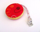 Measuring Tape For Yarn Lovers Retractable Pocket Tape Measure