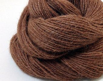 Handspun Yarn - Alpaca - 270 Yards