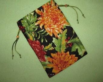 Tarot Card Bag Sun Returns 1 Winter Solstice Flower Oracle Magick
