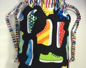 Sneakers Project Bag
