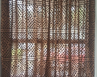 African curtains – Etsy