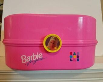 Caboodles Vintage Barbie with original accessories