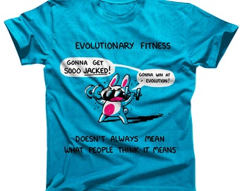 Evolutionary Fitness Tshirt
