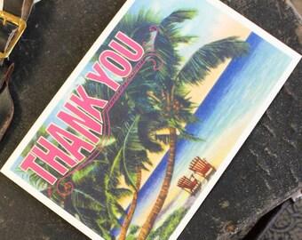 Wedding Thank You Postcard - Design Fee