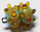 Handmade Lampwork Beads by Cheryl's Art Item 12809