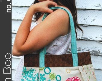 Green Bee Design & PATTERN - Vera Bag