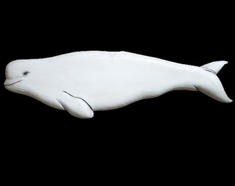 Whales, Beluga Whale - 3 ft.