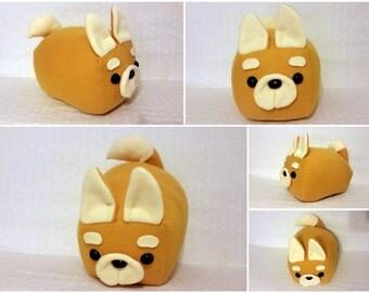 Shiba Inu Loaf-  Large