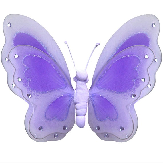 One Dollar Nylon Butterfly Decorations 100