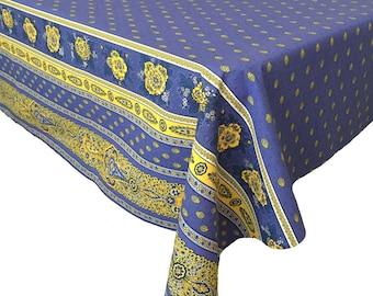 French Tablecloths, Coated Tablecloths, Custom Tablecloths