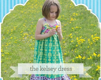 Sis Boom Kelsey Top and dress PDF Pattern